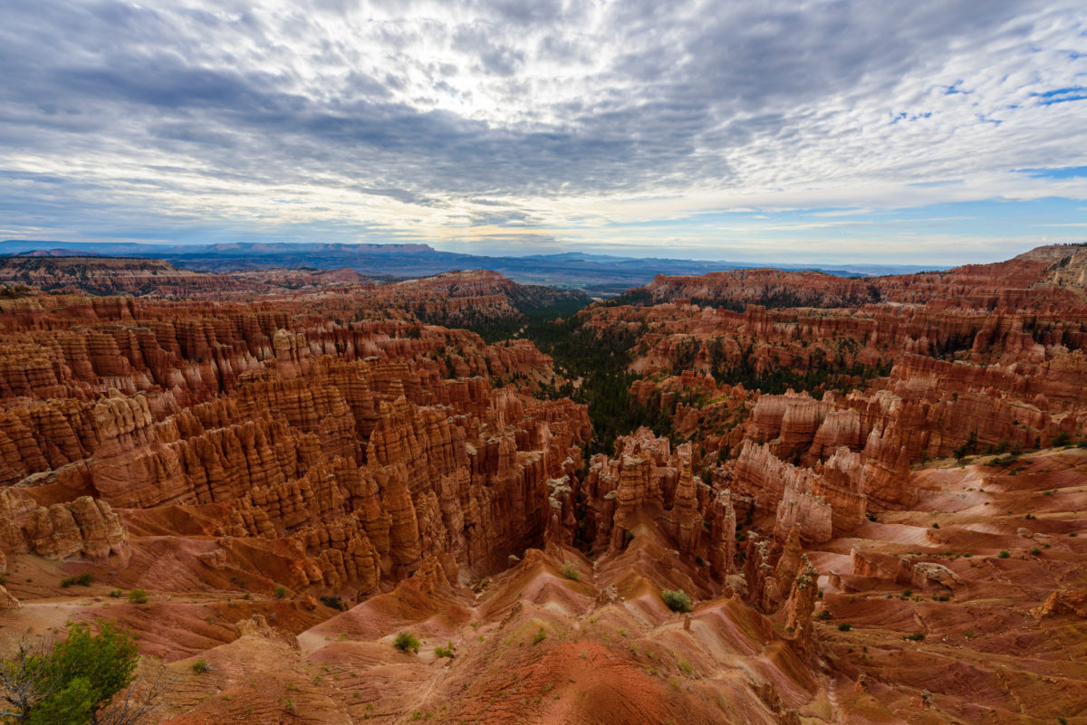 Bryce Canyon HDR, Summer